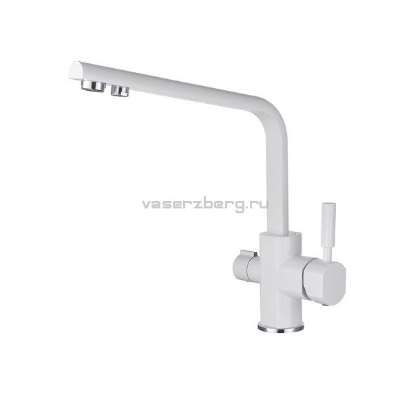 Kaiser 40144-10-White Белый Смеситель для кухни под фильтр